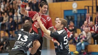 Die Stanser Handballer kommen noch nicht auf Touren