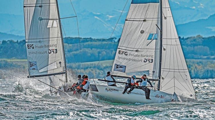 Der Yachtclub Luzern meldet sich zurück und feiert den erneuten Aufstieg