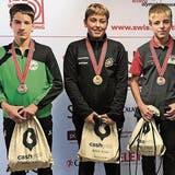 Schweizer Meistertitel für den 12-jährigen Sven Sprenger