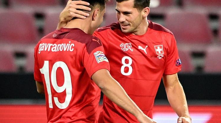 Schweiz verspielt gegen Deutschland zwei Mal eine Führung