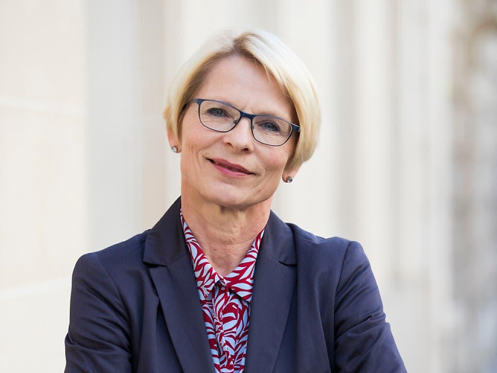 Sie soll neuen Schwung ins verfahrene EU-Dossier bringen: Livia Leu , die heutige Schweizer Botschafterin in Paris, soll neue Staatssekretärin werden.