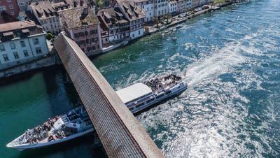 «Das ganze Jahr war sehr verwirrend»: URh-Geschäftsführer zieht Bilanz nach einer Schiffsaison voller Aufs und Abs