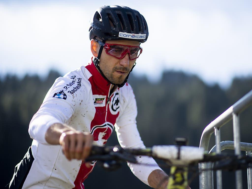Vom Schlamm in die Sonnenstube: Nino Schurter begibt sich wieder in bevorzugtere Gefilde