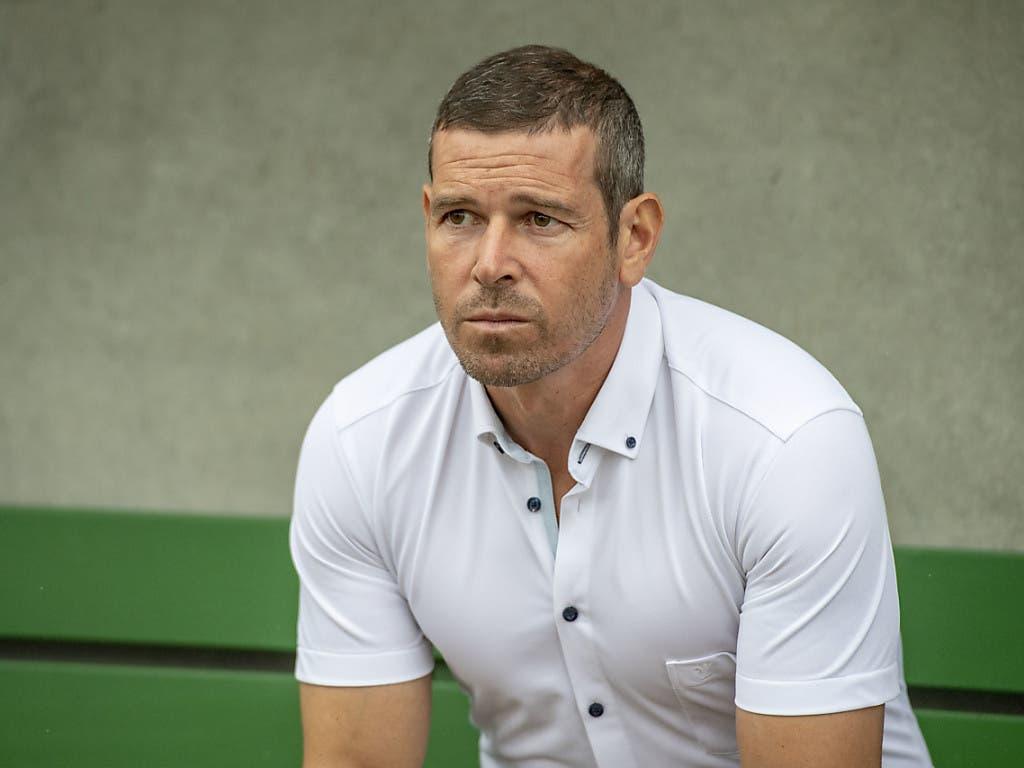 Trainer Mario Frick könnte die Vaduzer für den Match gegen Lugano etwas offensiver einstellen