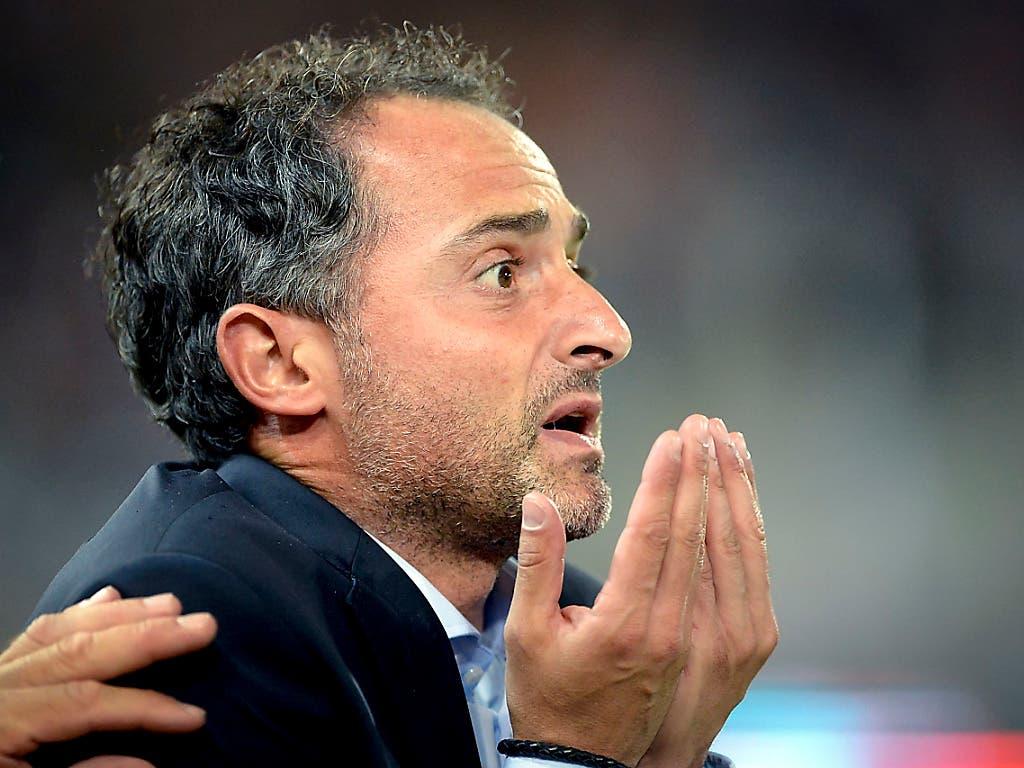 Massimo Rizzo hat beim FC Zürich zumindest vorübergehend an der Seitenlinie das Sagen