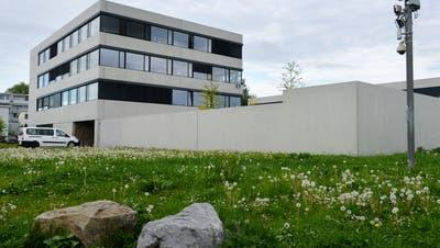 Das Asylzentrum des Bundes in Kreuzlingen gibt immer wieder zu Diskussionen Anlass. Derzeit ist es bei weitem nicht voll belegt. ((Bild: Nana Do Carmo - 4.5.2015))