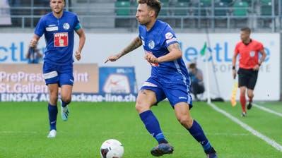 Francesco Margiotta wird nicht mehr für den FCL spielen. (Bild: Martin Meienberger / freshfocus)