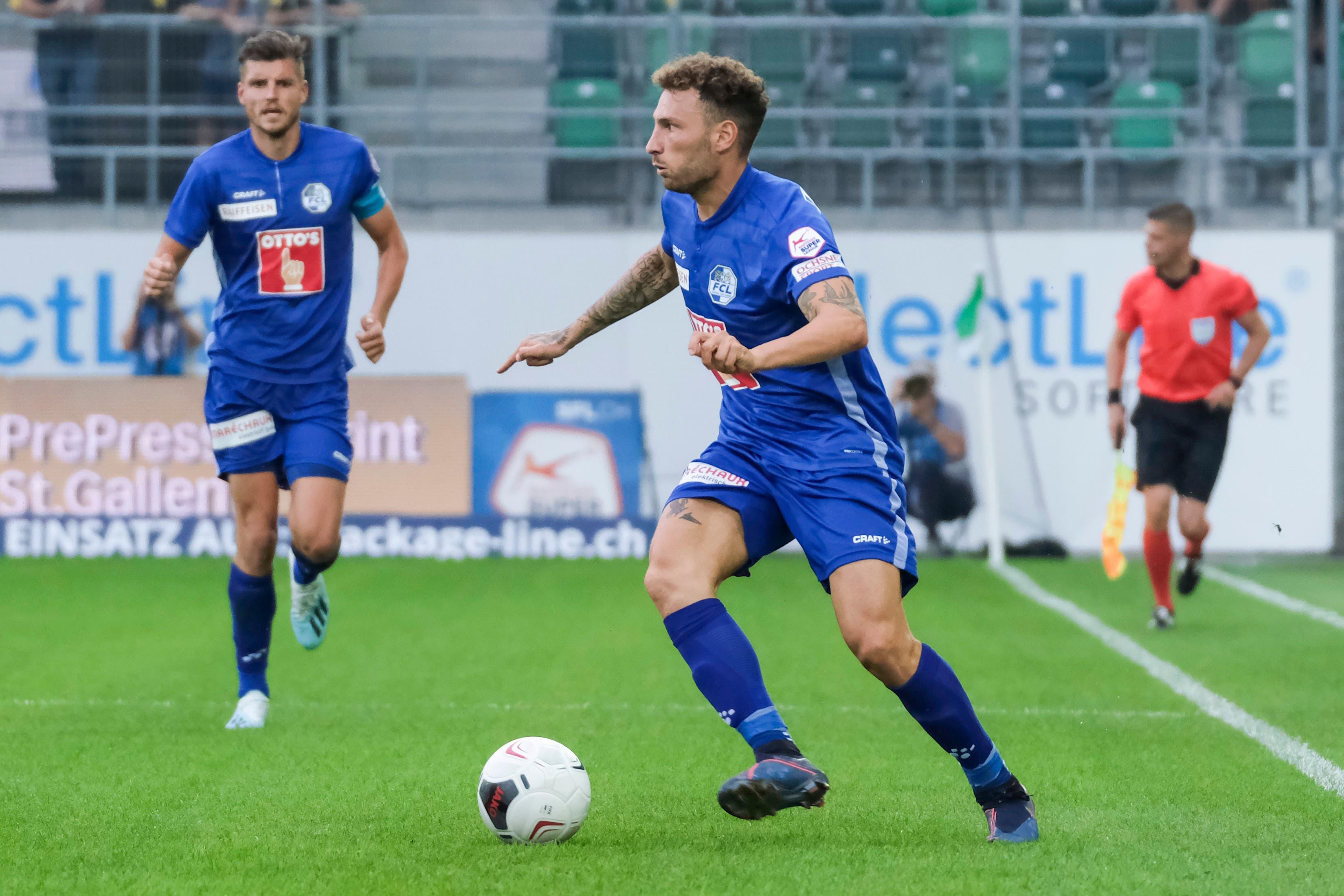FC Luzern separates from Francesco Margiotta – Klub takes legal action   En24 News