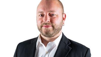 Adrian Krucker (SVP) will in den Schulrat. (PD)