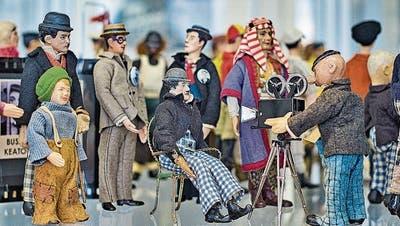 Zu erleben am Museumssonntag: Amriswiler Figuren machen Karriere in der ganzen Welt