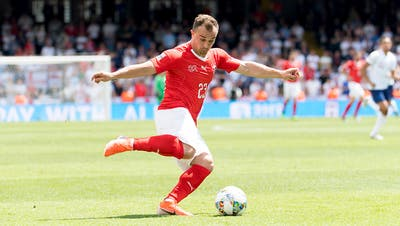 Xherdan Shaqiri kehrt nach 16 Monaten ins Nationalteam zurück
