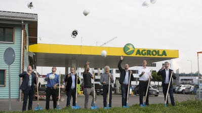 Die Eröffnung der erstenAgrola-Wasserstoff-Tankstelle ist für Januar 2021 geplant. (Bild: PD)