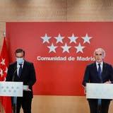 Corona-Hotspot Madrid wehrt sich juristisch gegen Abriegelung