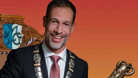 Pascal Lüthi wurde zum neuen Präsidenten der Maskenliebhaber-Gesellschaft der Stadt Luzern gewählt. (Bild: PD/Lozärner Fasnachtskomitee, Heinz Steinmann)