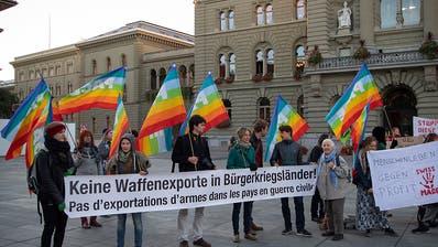 Bundesrat will Waffenexportpraxis verschärfen