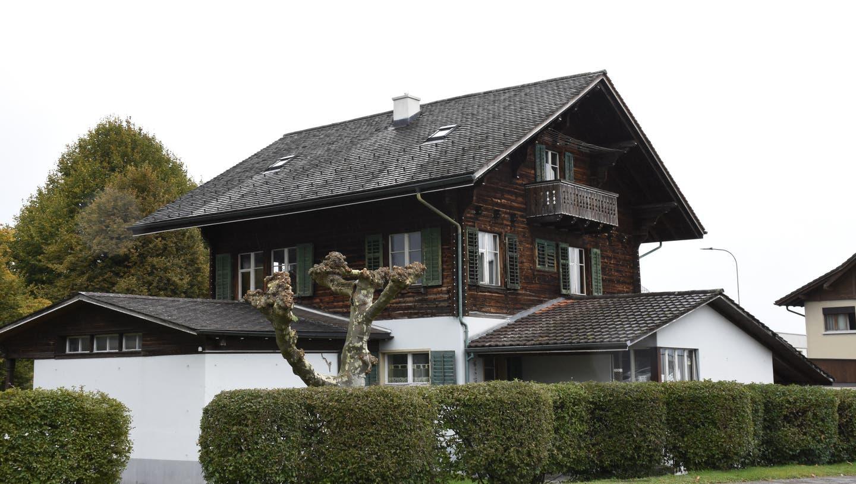 Der Ersatzbau Notterhaus kann für 48'000 Franken neu projektiert werden. (Bild: Melanie Burgener)