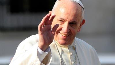 Revolution im Vatikan: Papst Franziskus spricht sich für gleichgeschlechtliche Partnerschaften aus. (Christian Iglesias/Citypress24)