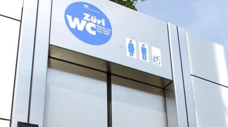 Bei der Person, die beim Brand eines Toilettenhäuschens in Zürich Witikon ums Leben gekommen ist, handelt es sich um einen 30-jährigen Mann. (Keystone)