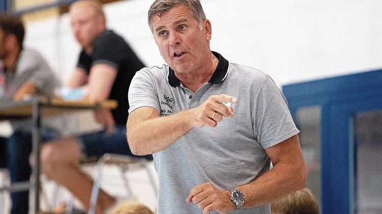 Wacker-Thun-Trainer sagt: «Ich traue Kriens den Handballtitel zu»