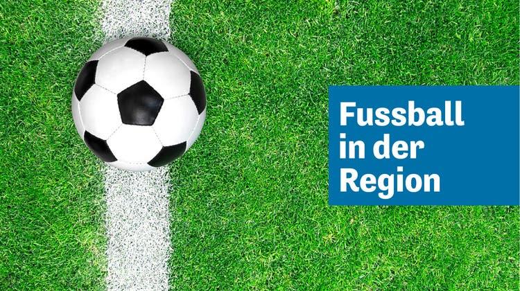 Das sind die Resultate im Ostschweizer 2.- und 3.-Liga-Fussball vom Wochenende (23.-25. Oktober) – Rund ein Dutzend Spiele verschoben
