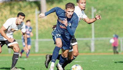 Mark Marleku empfiehlt sich beim FC Luzern U21 wieder für Höheres