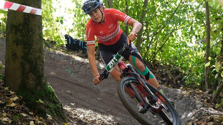 Die Nidwaldnerin Alessandra Keller ist auf dem Weg zum Gesamtsieg im Swiss Bike Cup. (Martin Platter / velomedia.ch)