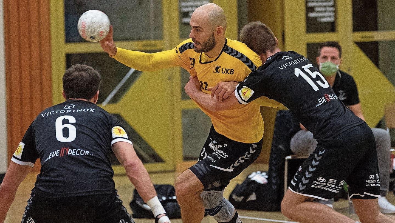 Die Altdorfer Handballer wollen trotz Rückschlägen in die NLB