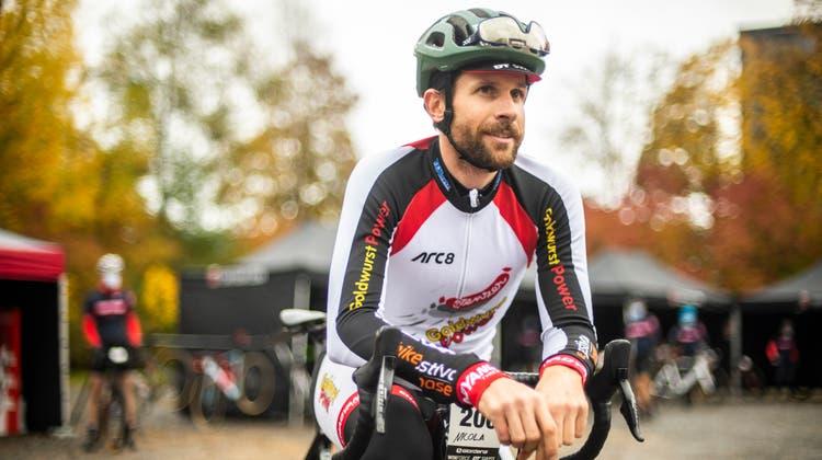 «Klar will ich dieses Rennen gewinnen», gab Nicola Rohrbach am vergangenen Freitag vor dem Start zum dreitägigen Velorennen in Sursee zu Protokoll. (Bild: Dominik Wunderli (Sursee, 23. Oktober 2020))