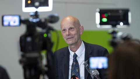 Daniel Koch war in der ersten Welle das Gesicht der bundesrätlichen Coronastrategie. Heute ist er pensioniert. (Keystone)
