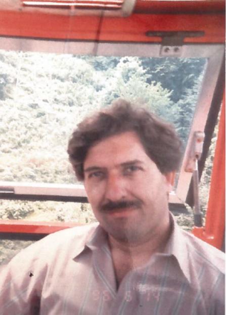 HESKAER , Frank Sayed Mohammad Sadegh, gesucht wegen sexueller Ausbeutung von Kindern und Kinderpornographie.