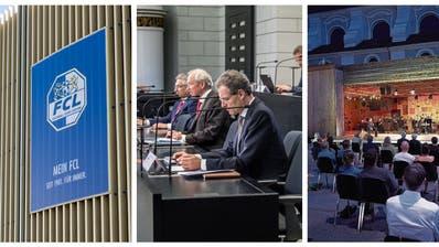 Sportvereine, Politik, Kulturhäuser: Die Reaktionen aus der Zentralschweiz zu den neuen Corona-Massnahmen