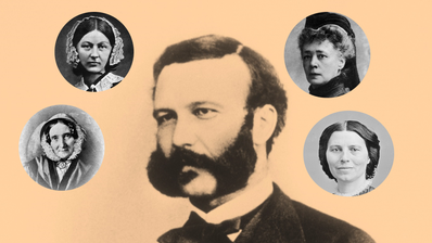 Henry Dunant (hier um 1880): Seine humanistischen Ideen haben die Welt verändert. (Bild: IKRK)