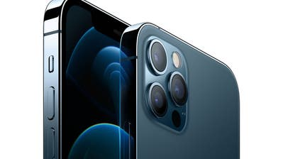 Das neue «iPhone 12» von Apple (zvg)