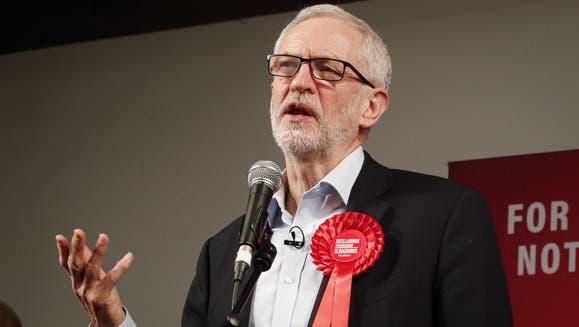 Jeremy Corbyn (Bild: Keystone)