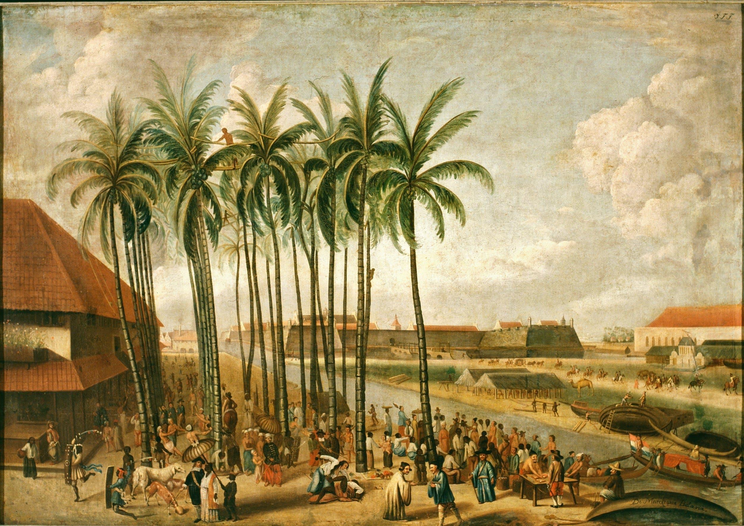14_JFF nach Beeckman_Batavia_Amsterdam-Tropenmuseum