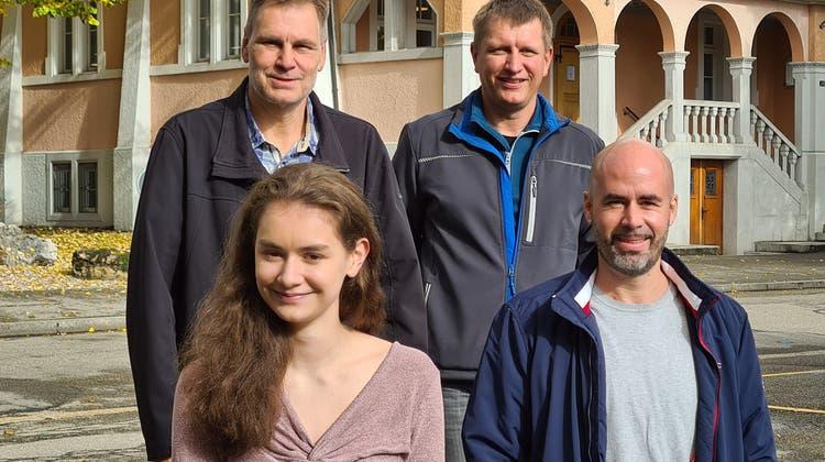 Vier Kandidaten steigen ins Rennen um Kantonsratssitze