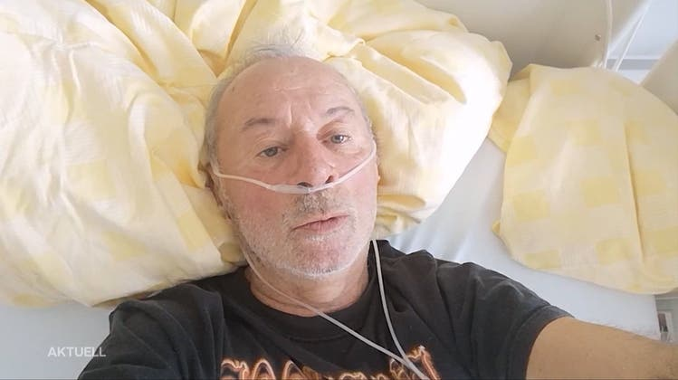 Mit einem Lungenflügel: Solothurner (67) kämpft im Spital gegen Corona