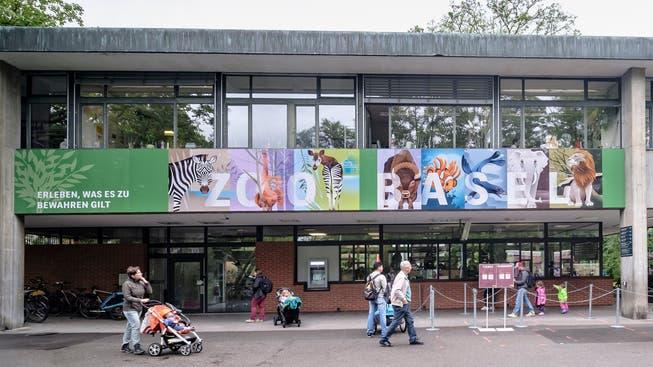 Zoo Basel - Der Zolli erstrahlt in neuem Glanz – verstaubt oder veraltet  nennt ihn jetzt niemand mehr