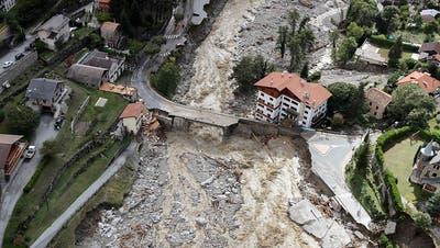 Vermisste und Schäden nach Unwettern an der französischen Riviera