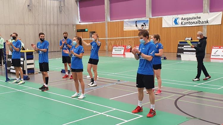 Badminton Nationalliga: In turbulenten Zeiten setzt das Team Argovia sportliche Zeichen