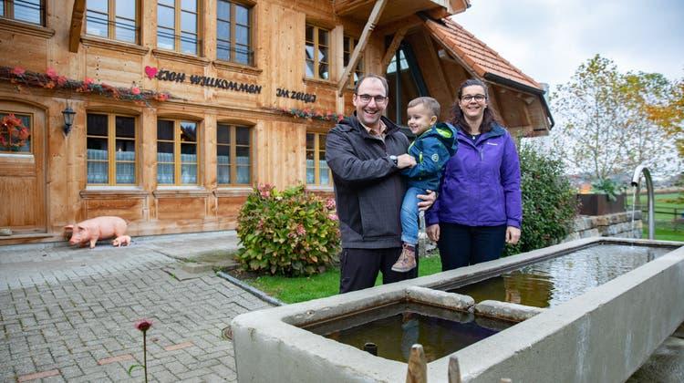Diese Solothurner Bauernfamilie will den Landwirtschafts-«Oskar» gewinnen