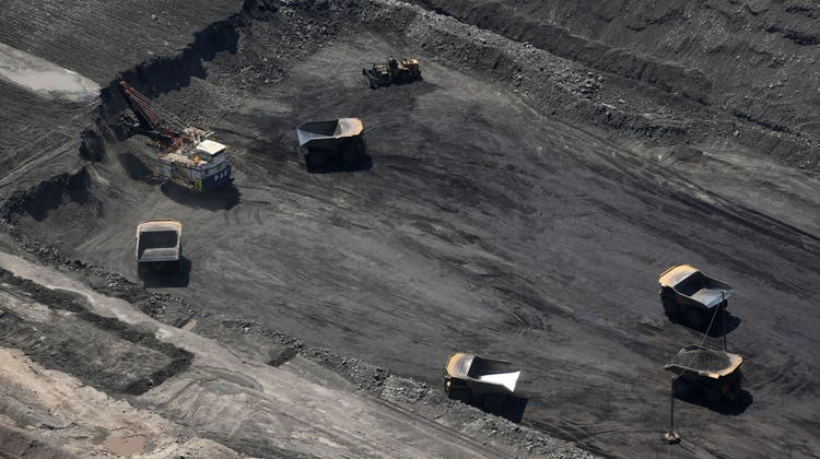 Die Kohleproduktion in Australien hat Glencore wegen des schwächelnden Marktes bereits reduziert. (Bild: Brendon Thorne/Bloomberg)