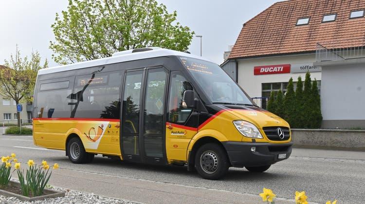 Verkürzte Saison fürs «Oensingerli»: Die Postautolinie 124 geht in die Winterpause