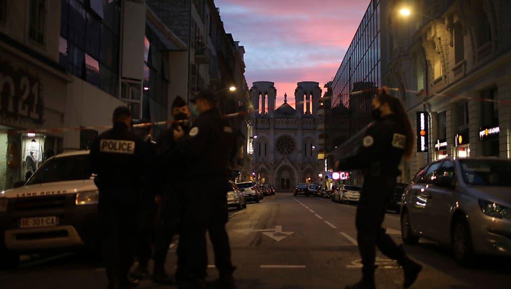 Ermittler suchen mögliche Komplizen des Angreifers von Nizza