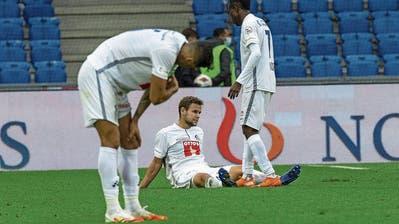 2:3-Niederlage in Basel – dem FCL fehlt die defensive Stabilität