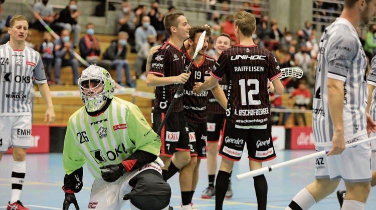Ad Astra Sarnens Unihockeyaner befinden sich weiterhin im freien Fall