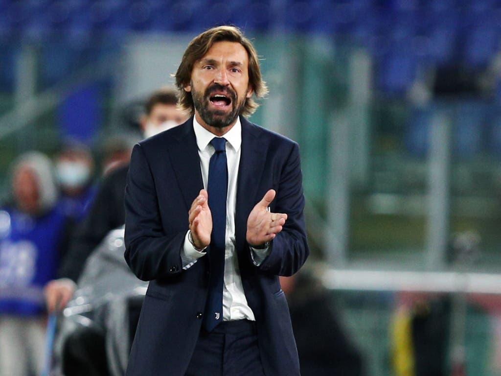 Der neue starke Mann auf Juves Trainerbank: Andrea Pirlo