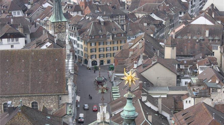 Gefährliches Pflaster: Solothurn ist der kriminellste Ort im Kanton