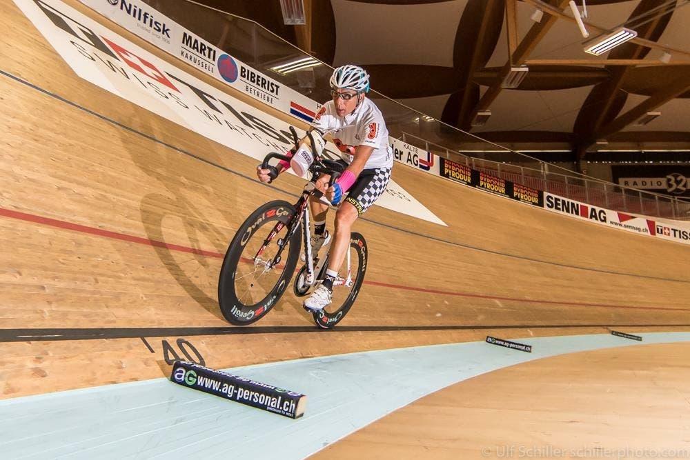 Weltrekordversuch von René Schiegg