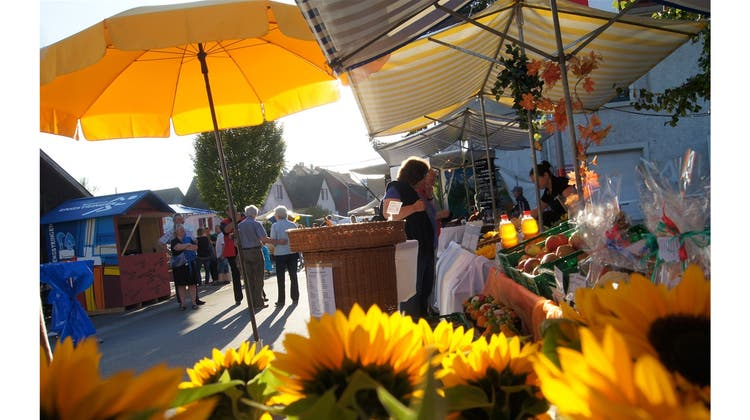 Bei Prachtswetter: Unterengstringen feiert seine 3500 Einwohner